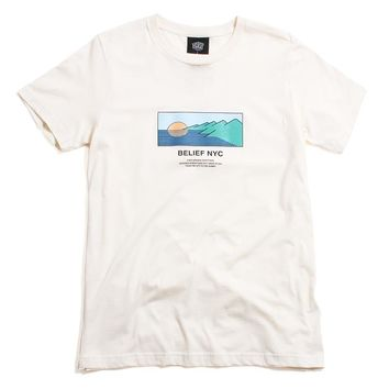 Horizon T-Shirt Natural