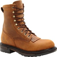 ROCKY ORIGINAL RIDE WATERPROOF LACER WESTERN BOOTS | 2724