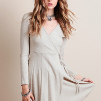 Close Call Wrap Dress