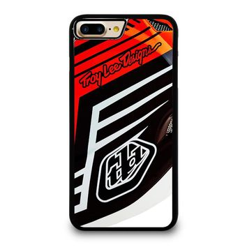 TLD TROY LEE DESIGNS iPhone 4/4S 5/5S/SE 5C 6/6S 7 8 Plus X Case