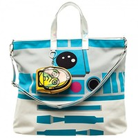 Star Wars R2-D2 Tote Bag with C3P0 Coin Purse