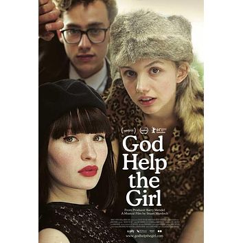 God Help the Girl (UK) 27x40 Movie Poster (2014)