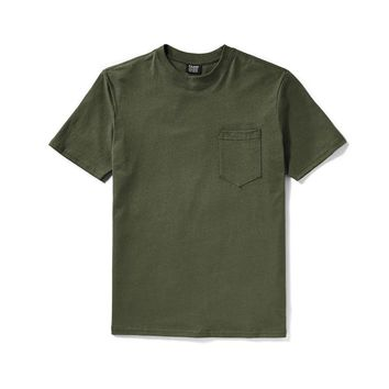 Outfitter Solid Pocket T-Shirt