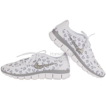 Shop Nike Free 5.0 Cheetah on Wanelo
