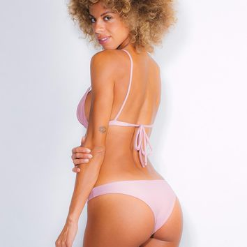 Soah Holly Pink Bikini Bottom