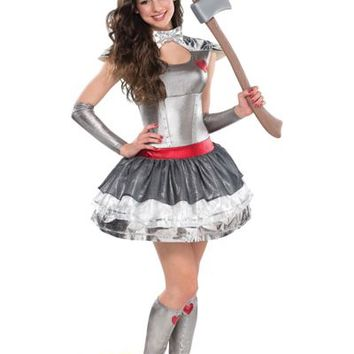 Teen Girls Tin Heartthrob Costume- Party City