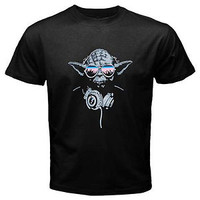 iOffer: Cool DJ Yoda Trance T Shirt s M L XL 2XL 3XL 4XL 5XL for sale