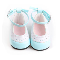 """Free shipping Hot 2016 new style popular """"18 inch heels 899 American girl doll shoesathershoes 1239"""