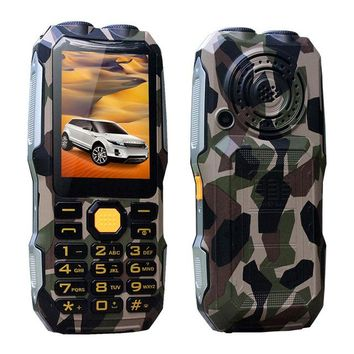 Shockproof Analog TV Mobile Phone Power Bank