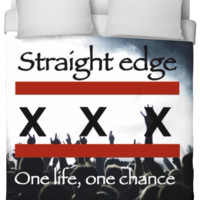 Straight Edge: One Life, One Chance