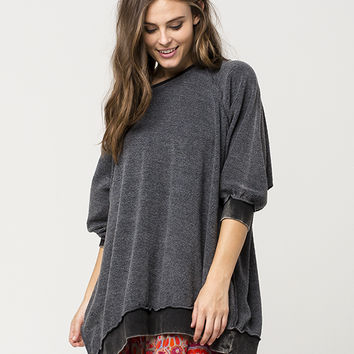 FREE PEOPLE My Pullover Womens Sweatshirt | Sweatshirts & Hoodies