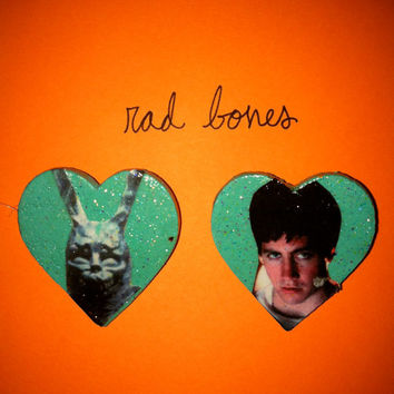 Donnie Darko Pin Set- Donnie and Frank