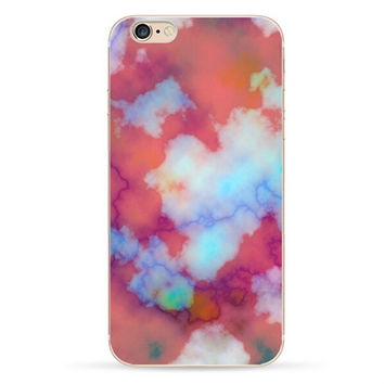 Colorful Clouds Iphone 6 6s Cases