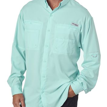 Columbia Men's Tamiami™ II Long-Sleeve Shirt - Gulf Stream