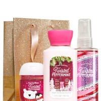 Travel Treats Gift Kit Twisted Peppermint
