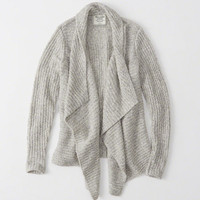 Womens Stitch Mix Blanket Cardigan | Womens Clearance | Abercrombie.com