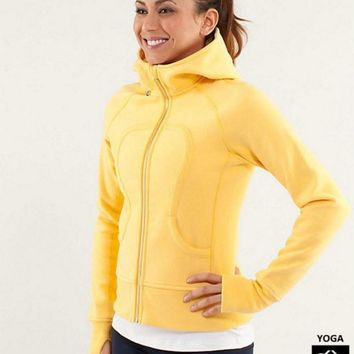 Lululemon Scuba Hoodie Yoga Run Fitness Jacket Sweater