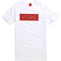 Visual by Van Styles Core Logo T-Shirt at PacSun.com