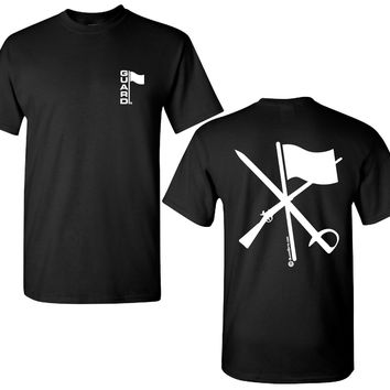 Color Guard T-Shirt for Winter Guard and Guardies