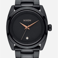 Nixon Queenpin Watch Black/Black One Size For Men 26470917801