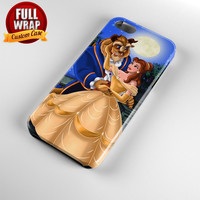 Beauty And The Beast Full Wrap Phone Case For iPhone, iPod, Samsung, Sony, HTC, Nexus, LG, and Blackberry