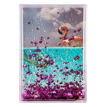 Flamingo Rectangle Picture Frame