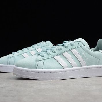"ADIDAS Campus Beams ""LIGHT GREEN&WHITE"" SNEAKER BZ0082"