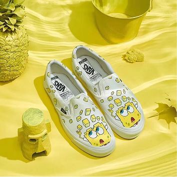 Vans Vault By X Spongebob Squarepants Vans Slip-on Sneaker #3028