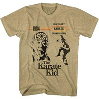Karate Kid 1984 Champions Tee Shirt