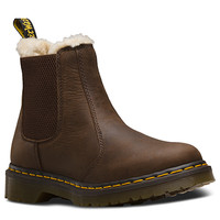 DR MARTENS FUR LINED LEONORE WYOMING