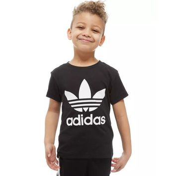 ADIDAS Children Boy Girl Casual Shirt Top Tee