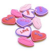 Dylan's Candy Bar Valentine's Day Petite Cookies
