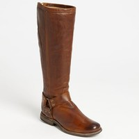 Frye 'Phillip Harness' Tall Washed Leather Riding
