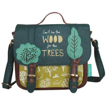 Disaster Designs Daydream Tree Mini Satchel Bag