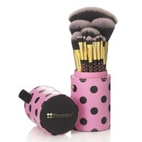 11 pcs Pink-A-Dot Brush Set