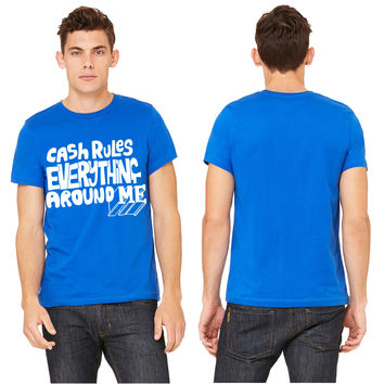 C.R.E.A.M. Cash Rules Everyone Around Me T-shirt