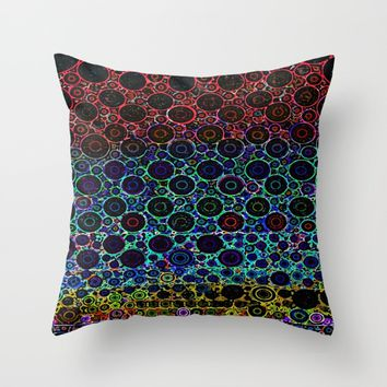 :: Magic Carpet :: Throw Pillow by :: GaleStorm Artworks ::