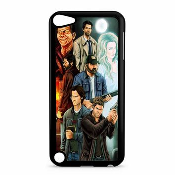 Supernatural Fanart iPod Touch 5 Case