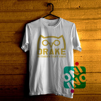 Drizzy Drake October's Very Own Ovo Ovoxo Owl Logo Tshirt For Men / Women Shirt Color Tees