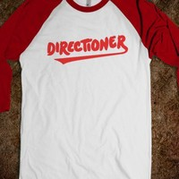 Harry's Directioner Baseball Tee