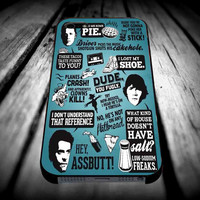 Supernatural Quote Collage for iPhone 4/4s/5/5s/5c/6/6 Plus Case, Samsung Galaxy S3/S4/S5/Note 3/4 Case, iPod 4/5 Case, HtC One M7 M8 and Nexus Case ***