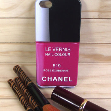 Chanel Nail Polish Iphone Case 4, 4s, iPhone 5 Chanel  Nail Polish Case, Fashion and Trendy iPhone Covers Lovely Color