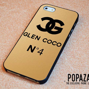 glen coco chanel iPhone 5 | 5S Case Cover