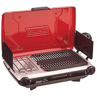 Coleman Perfectflow Grill Stove w/ 2-Burners & Instastart Propane Technology - New!
