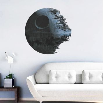 Movie Wall Art Stickers Star Wars Removable Decal