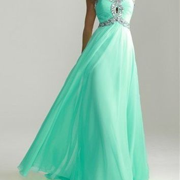 Glamorous Strapless Prom Gown by Night from Dress girl