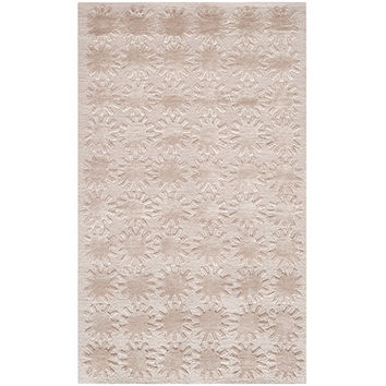 MARTHA STEWART RUGS MSR5432A-4 Constellation Day Break Rectangular: 3 Ft. 9 In. x 5 Ft. 9 In. Rug - (In Rectangular)