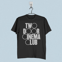 Men T-Shirt - Two Door Cinema Club Logo