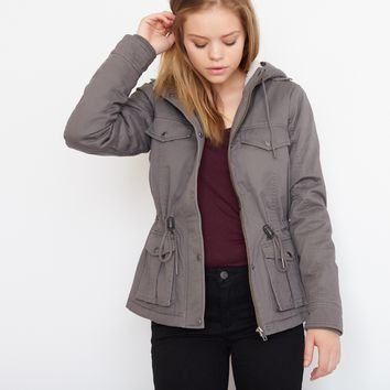 The Short Military Jacket