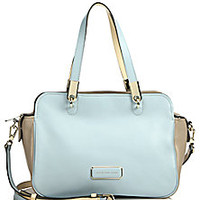 Marc by Marc Jacobs - Ligero Colorblock Satchel - Saks Fifth Avenue Mobile